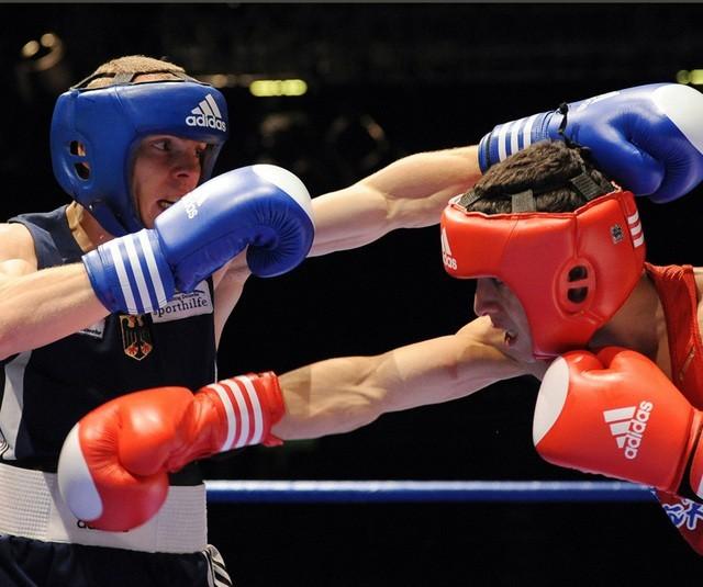 Boxen in Frankfurt Kampfsport MMA Spirit Box Verein